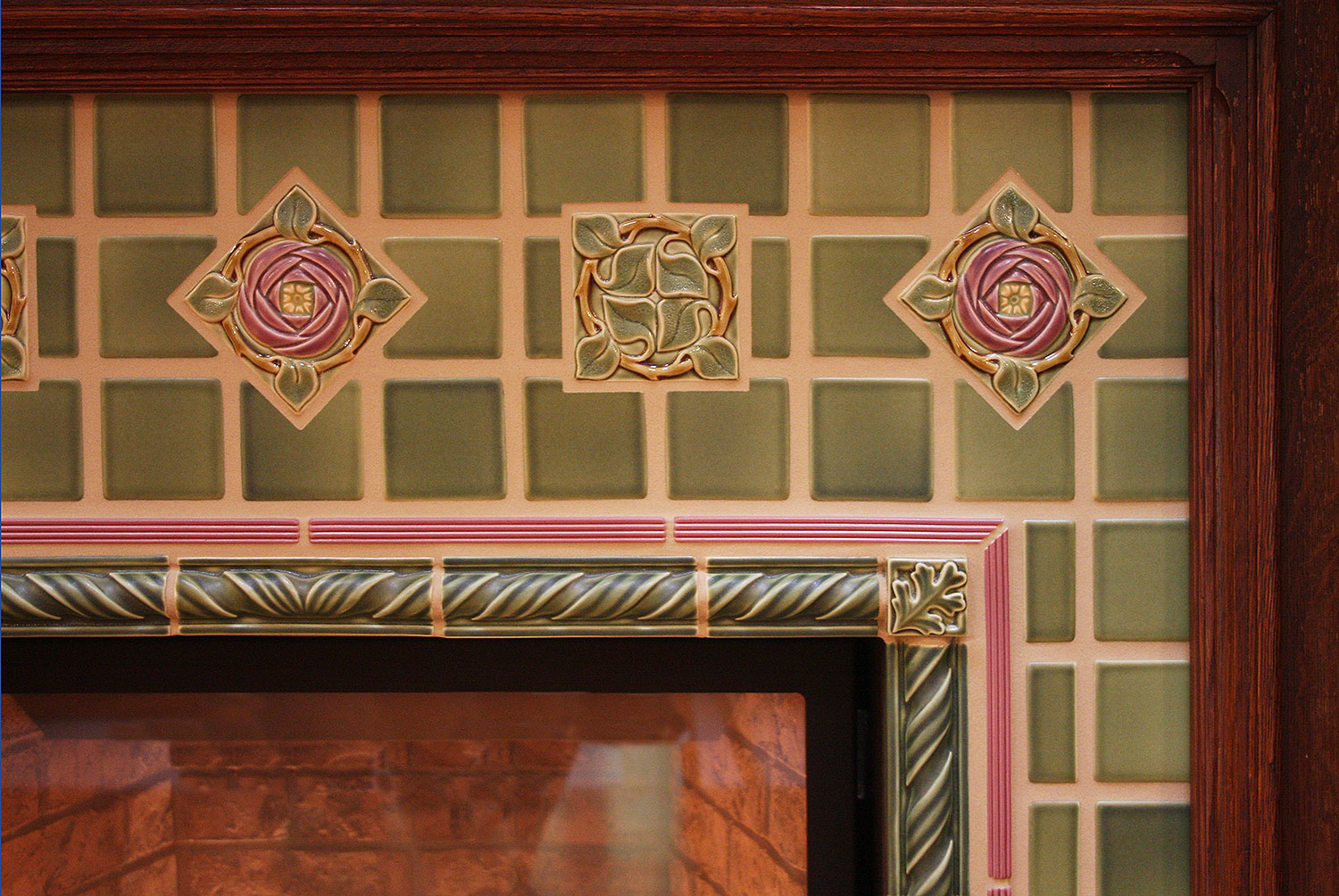 Prelude Fireplace Surround + Hearth